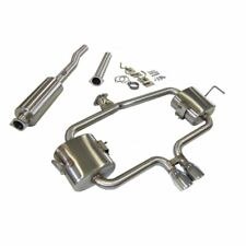 Mini Cooper S R50 & R53 1.6 Supercharged Stainless Steel Cat Back Exhaust