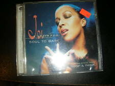 "PROMO House CD Joi Cardwell ""Soul To Bare (4 Mixes) Stop & Think"" Eightball"