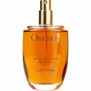 CK Calvin Klein Obsession For Women Eau De Parfum Spray 100Ml **without box**