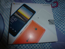 Microsoft Lumia 640 LTE - Brand New & Security Sealed