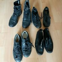 Herrenschuhe Nike S'Oliver Bugatti Toss 4 Paar Lederschuhe Sport Boots Slipper
