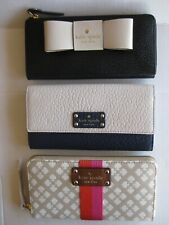 NEW WITH TAGS Kate Spade Wallet Clutch or Zip-around  *SELECT YOUR STYLE*