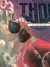 Hot Toys Thor Ragnarok Gladiador MMS445 hombro bíceps Armour Suelto Escala 1/6th