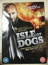 Andrew Howard ISLE OF DOGS 2011 Crimine Britannico Thriller UK DVD con/Copertina