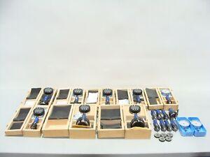 Diatest Internal / External Taper Gage Lot IKT / AKT W/ MUM1086WR Indicators