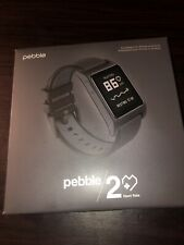 Pebble 2 + Heart Rate Black Brand New Condition