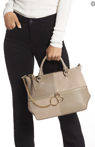 See By Chloe EMY Medium shoulder bag in Motty Gray / Gold Hardware ~NWT