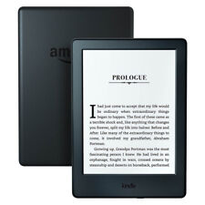 Amazon Kindle (8th Generation), Wi-Fi, 6in - Black