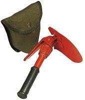 Orange Mini Pick & Shovel with Cover