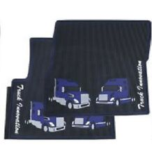 Volvo 3G Blue Rubber Floor Mats PAIR SET