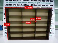 ETA1 ETAGERE collection bois neuve en boite A MONTER 15 cases 41,5 cm * 32 cm