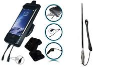 7Db Bullbar Antenna  & Smoothtalker Cradle Dash Mount iPhone 8,7, 6, 6S Carkit