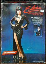 Screamin 1/4 Vinyl Elvira Mistress of the Dark
