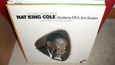 NAT KING COLE  anatomy of a jam session  ( jazz ) - international  -
