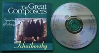The Great Composers Tchaikovsky Symphony No 6 Pathetique GC033 CD