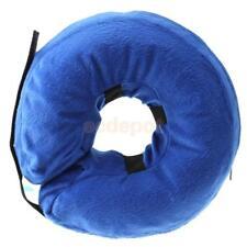 Inflatable Pet Collar Dog Cat E-Collar Elizabethan Collar Wound Protect L
