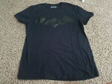 Batman Black Tshirt Large