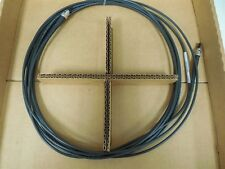 NEW AMP 502144-4 00 Optimate 2.5mm Fiber Optic Cable Assembly 6 meter