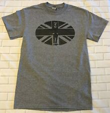 Ska British Logo  'Graphite Grey'  T-Shirt