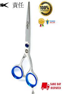 """6"""" Professional Japanese J-2 Hairdresser Barber Scissor sharp Razor Blade Shears"""