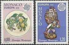 Timbres Europa Monaco 1062/3 ** lot 18814