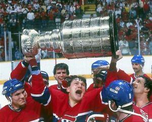 Claude Lemieux Montreal Canadiens 8x10 Photo