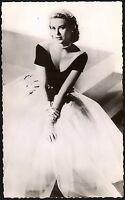 GRACE KELLY - Original Vintage FRENCH Postcard 1954