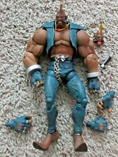 STREET FIGHTER SOTA BIRDIE AUTHENTIC BLUE OUTFIT VARIANT