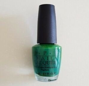 OPI Jade is the New Black NL H45