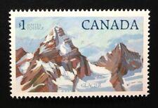 Canada #934 CBN CP MNH, Glacier National Park Definitive Stamp 1984