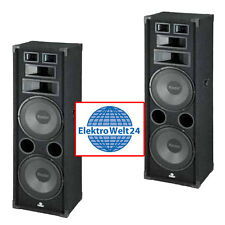 Magnat Soundforce 2300 *PAARPREIS NEU+ OVP *Party Boxen