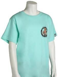 Salty Crew Boy's Deep Reach T-Shirt - Seafoam - New