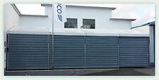 Lagerhalle Lagerzelt Kleinlager Trapezblechhalle 6x12m / Profizelt