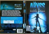 THE ABYSS (1989) un film di James Cameron - EDIZIONE SPECIALE 2 DISCHI - DVD FOX