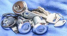 Ford Falcon Ignition Barrel + 2 Door Locks XC XD XE XF FUTURA FAIRMONT