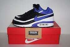 Nike air max Bw Premium Noir Persian Violet UK5.5/US6/EU38.5 Entièrement neuf dans sa boîte 819523-051