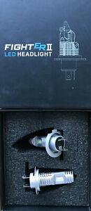 Led Headlight Dual H7 Kit Conversion Headlamp Yamaha Tracer 700 Tenere