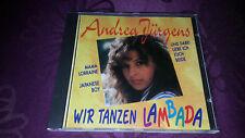 CD Andrea Jürgens / Wir tanzen Lambada - Album 1994
