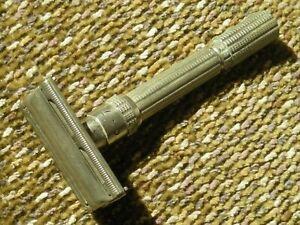 Vtg. Gillette Adjustable Safety Razor