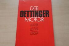 178238) VW Käfer 1303 S - Oettinger - Prospekt 1977