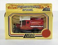 LLEDO LP08 010 MODEL T FORD TANKER - W.CLIFFORD & SONS Dairy Men Diecast Van