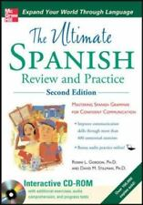 NEW UItimate Review and Reference: Ultimate Spanish Review and Practice