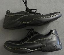 Mens ROCKPORT Black Oxford Sneakers Shoes APM37041 Size 10.50 M