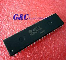 2PCS IC HD68B21P DIP-40P  HITACHI  NEW GOOG QUALITY