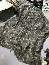BRITISH ARMY DPM BASHA  +BAG, TARP SHEET SHELTER PONCHO WATERPROOF STRETCHER