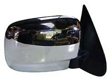 DOOR MIRROR for FORD COURIER PG/PH 11/02-10/06 ELECTRIC CHROME RIGHT SIDE L/H
