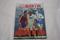 REVISTA DON BALON Nº 983 DE SEPTIEMNRE 1994 PREPARADOS ARRANCA LA LIGA