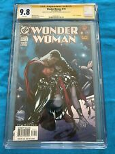 Wonder Woman #172 - DC - CGC SS 9.8 - Signed by Phil Jimenez, Adam Hughes