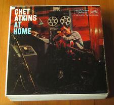 FREE 2for1 OFFER-Chet Atkins ‎– At Home : RCA Victor ‎– LPM-1544/LP