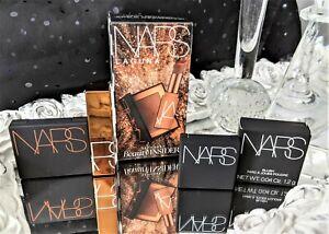 Sephora NARS Laguna Birthday Set Bronzing Powder, Lip Balm & Blush Orgasm 0.04oz